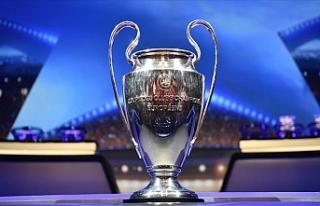 Şampiyonlar Ligi'nde Çeyrek Finalistler Belli...