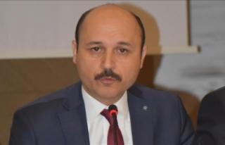 """Talip Geylan: """"Türk Eğitim-Sen Olarak Öğrenci..."""