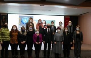 Türk Eğitim-Sen'in 8 Mart Dünya Kadınlar...