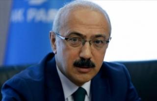 Bakan Elvan, AB Ülkelerinin Büyükelçilerine Ekonomi...