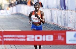 İstanbul Yarı Maratonu'nda Dünya Rekoru