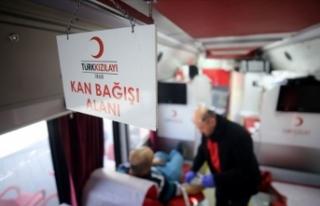 Kızılay'dan Kan Bağışı Çağrısı