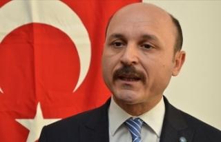 Talip Geylan: `ABD kendi tarihine baksın. Türk milleti...