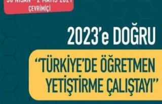 Türk Eğitim-Sen'den 1. Maarif Kongresi'nin...