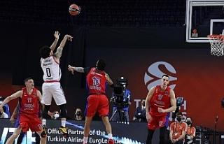 Anadolu Efes THY Avrupa Ligi'nde Finale Yükseldi