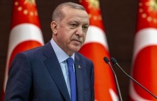 Erdoğan Açıklamalar Yaptı