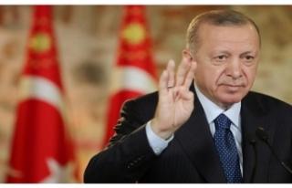 Erdoğan: Bayram Sonrasında Kontrollü Bir Şekilde...