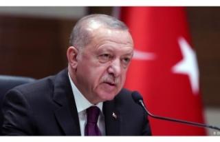 Erdoğan, Haziran Ayı Kademeli Normalleşme Takvimini...