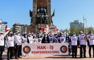 İstanbul'da İki Farklı 1 Mayıs