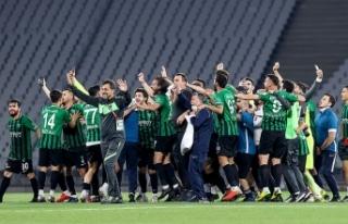Kocaelispor TFF 1. Lig'e Yükselen Üçüncü...
