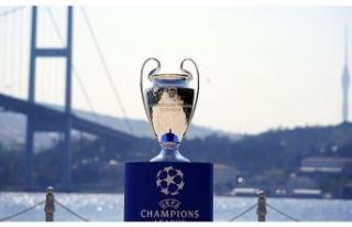 Kuzu Kuzu Gelmediler! Şampiyonlar Ligi Finali İstanbul'dan...