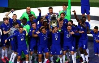 Şampiyonlar Ligi Chelsea'nin