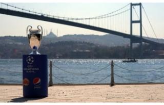 Şampiyonlar Ligi Finaline 25 bin Taraftar Alınacak