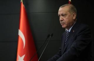 Erdoğan'dan 1 Temmuz Açıklamaları