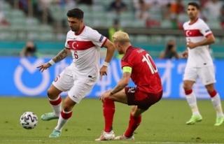 Milliler EURO 2020'ye Veda Etti