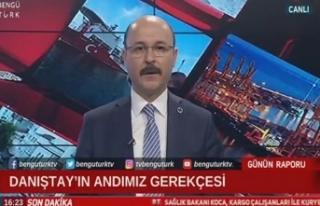 Talip Geylan'dan Ziya Selçuk'a Tarihe Geçme...