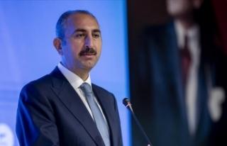 Adalet Bakanı Gül: 1 Ocak 2017'den Beri 1 Milyon...