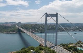 Kurban Bayramı Tatilinde Köprü ve Otoyollar Ücretsiz...