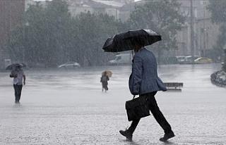 Meteoroloji'den Karadeniz Bölgesi İçin Kuvvetli...