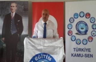 Musa Akkaş'tan Ziya Selçuk'a Proje Okulları...