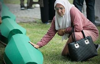 Srebrenitsa Soykırımının 19 Kurbanı Daha Bugün...