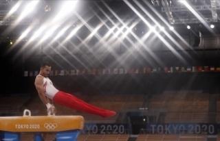 Türk Cimnastiği Tarihindeki İlk Olimpiyat Madalyasını...