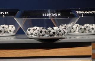 UEFA Şampiyonlar Ligi'nde Beşiktaş'ın Rakipleri...