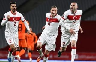 A Milli Futbol Takımı Stefan Kuntz ile İlk Maçında...
