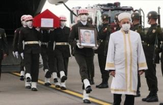 Şehit Tayfun Özköse'nin Cenazesi Memleketi...