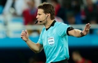 Türkiye-Norveç Maçını Alman Hakem Felix Brych...