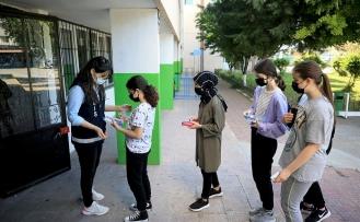 LGS Kapsamındaki Merkezi Sınav Başladı