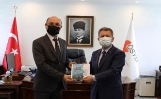 Geylan, ÖSYM Başkanı Halis Aygün'ü 2. Maarif Kongresi'ne Davet Etti