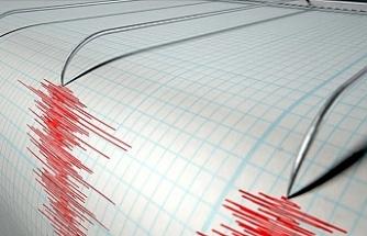 Bursa'nın Osmangazi İlçesinde 3,2 Büyüklüğünde Deprem