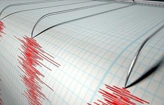 Akdeniz'de Korkutan Deprem! Depremin Şiddeti Belli Oldu