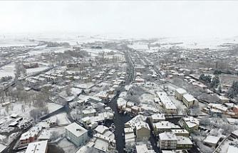 Anadolu'da Çok Sayıda Şehir Beyaza Büründü