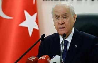 MHP Lideri Devlet Bahçeli'den Kanal İstanbul İle İlgili Açıklama