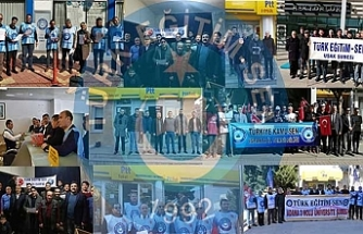 Türk Eğitim-Sen'den YÖK'e Üniversitelerde Tayin Çağrısı
