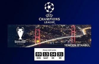 2020 UEFA Şampiyonlar Ligi Finali'nin İnternet Sitesi Açıldı
