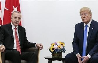 Trump, İdlib Konusunda Erdoğan İle Görüşüyoruz