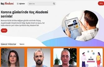 Koç Holding, Online Eğitim Platformunu Ücretsiz Olarak Erişime Açtı