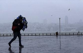 Marmara Bölgesinde Kuvvetli Fırtına Bekleniyor