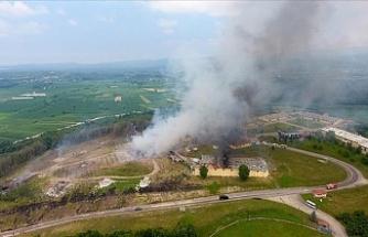 Havai Fişek Fabrikasında Şiddetli Patlama: Çok Sayıda Yaralı Var