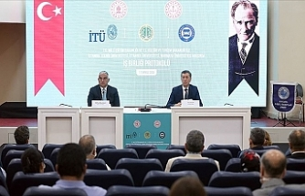 İki Bakanlık Arasında İş Birliği Protokolü İmzalandı