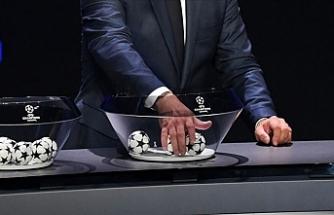 UEFA Şampiyonlar Ligi'nde Çeyrek ve Yarı Final Kuraları Çekildi