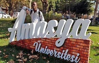 Amasya Üniversitesine 5 Yeni Program Daha