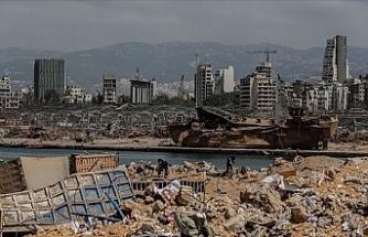 Beyrut Limanı'ndaki Patlamada Can Kaybı 171'e Yükseldi