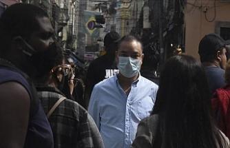 Son 24 Saatte Hindistan'da 1133, Brezilya'da 739, Meksika'da 455 Kişi Öldü