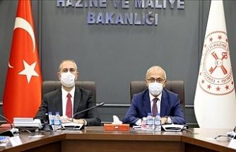Adalet Bakanımız Gül İle İş Dünyası ve STK'larla Yapacağımız Toplantıları Değerlendirdik