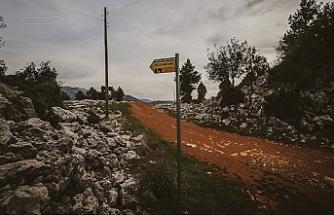 Akseki'deki Tarihi Kervan ve Göç Yolu Turizme Kazandırılıyor