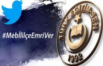 Türk Eğitim-Sen'den İl İçi Atama Çağrısı